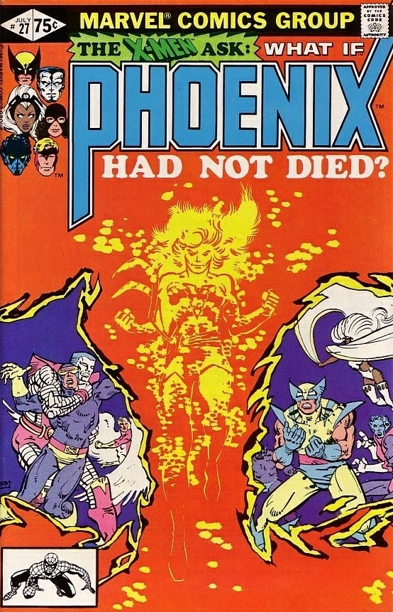 MARVEL What If? Issue 27 Phoenix Had Not Died (Comic) [New VF]