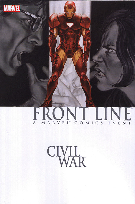 MARVEL Civil War: Front Line Book 2 (TPB) [New VF]