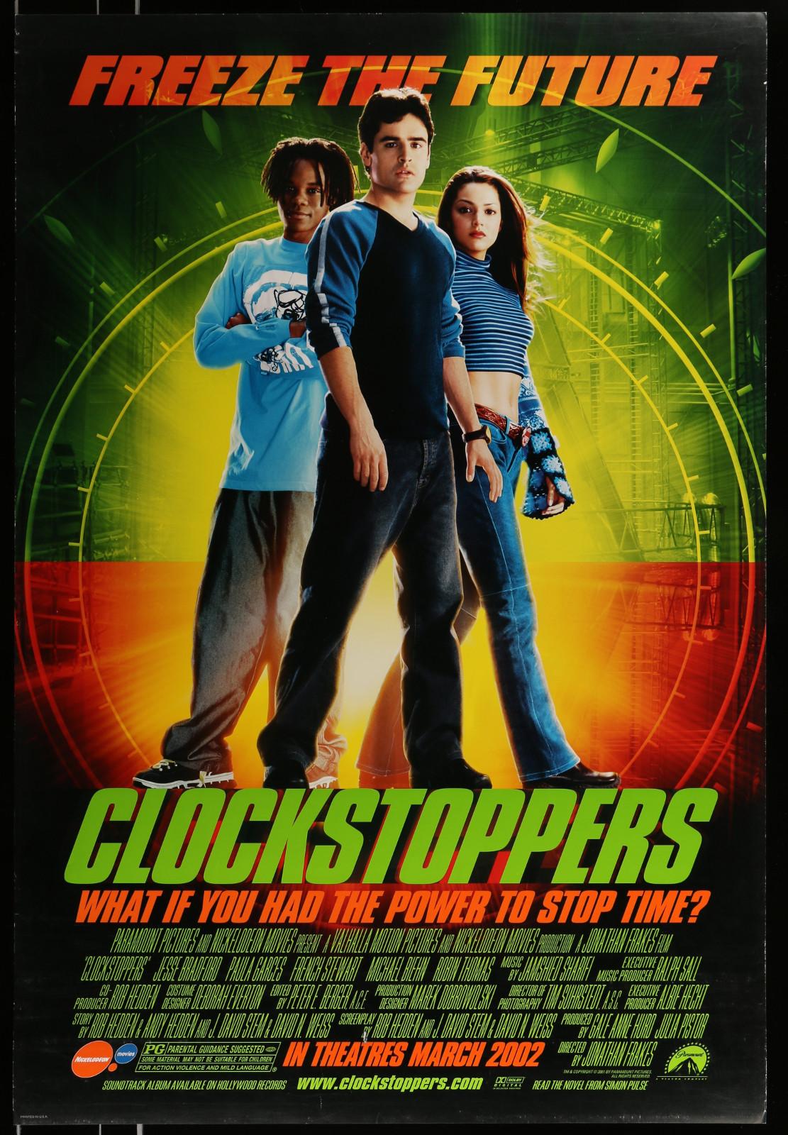 Clockstoppers Deutsch