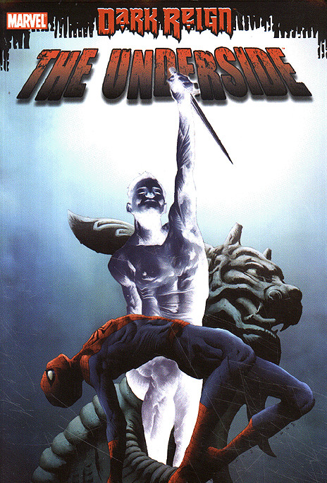 MARVEL Dark Reign: The Underside (TPB) [New VF]