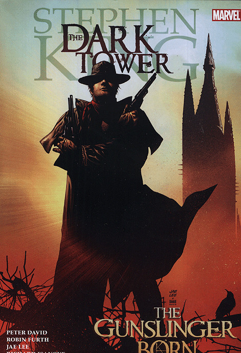 MARVEL The Dark Tower: The Gunslinger Born (HC) [New NM]