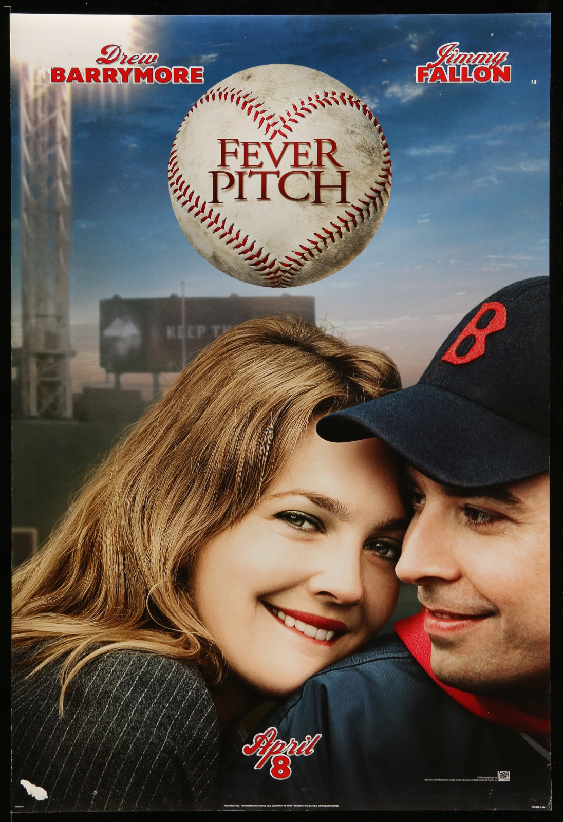 Fever Pitch 2A396 A Part Of A Lot 22 Unfolded Mostly Double-Sided 27X40 One-Sheets '00S A Variety Of Movie Images!