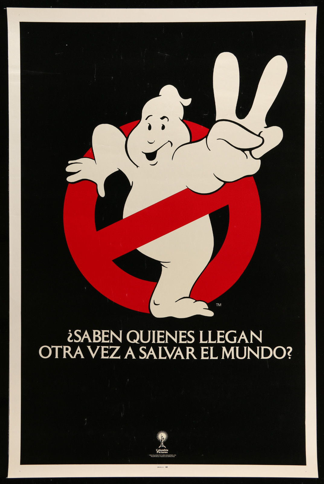 Ghostbusters Ii 2A457 A Part Of A Lot 16 Unfolded Mostly Single-Sided Mostly 27X41 One-Sheets '80S-90S Great Movie Images!