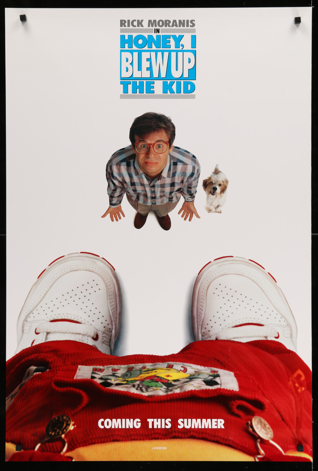 Honey, I Blew Up The Kid 2A366 A Part Of A Lot 29 Unfolded Double-Sided 27X40 One-Sheets '90S-00S Great Movie Images!