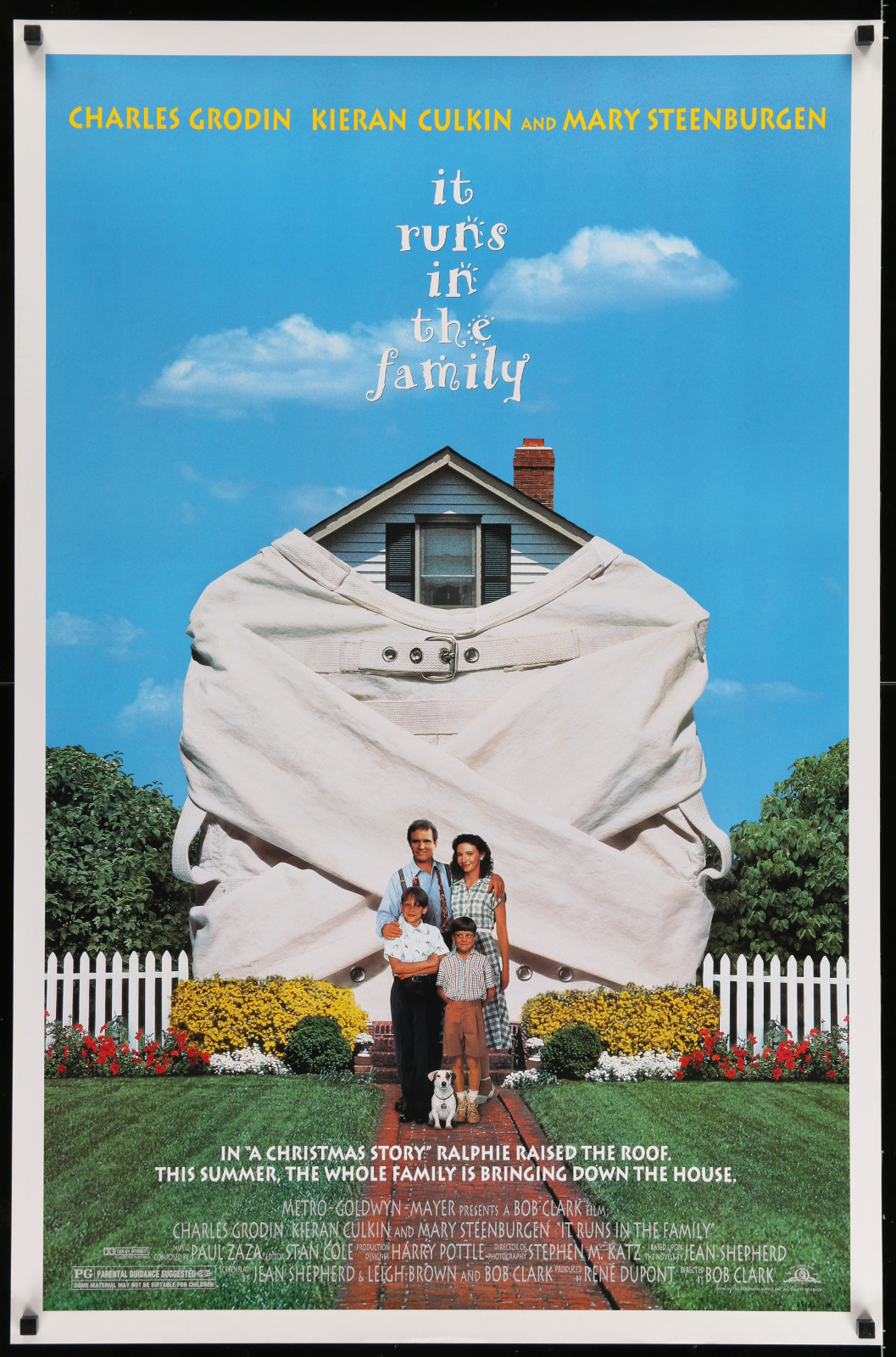 It Runs In The Family 2A422 A Part Of A Lot 19 Unfolded Mostly Double-Sided 27X41 One-Sheets '90S-00S Great Movie Images!