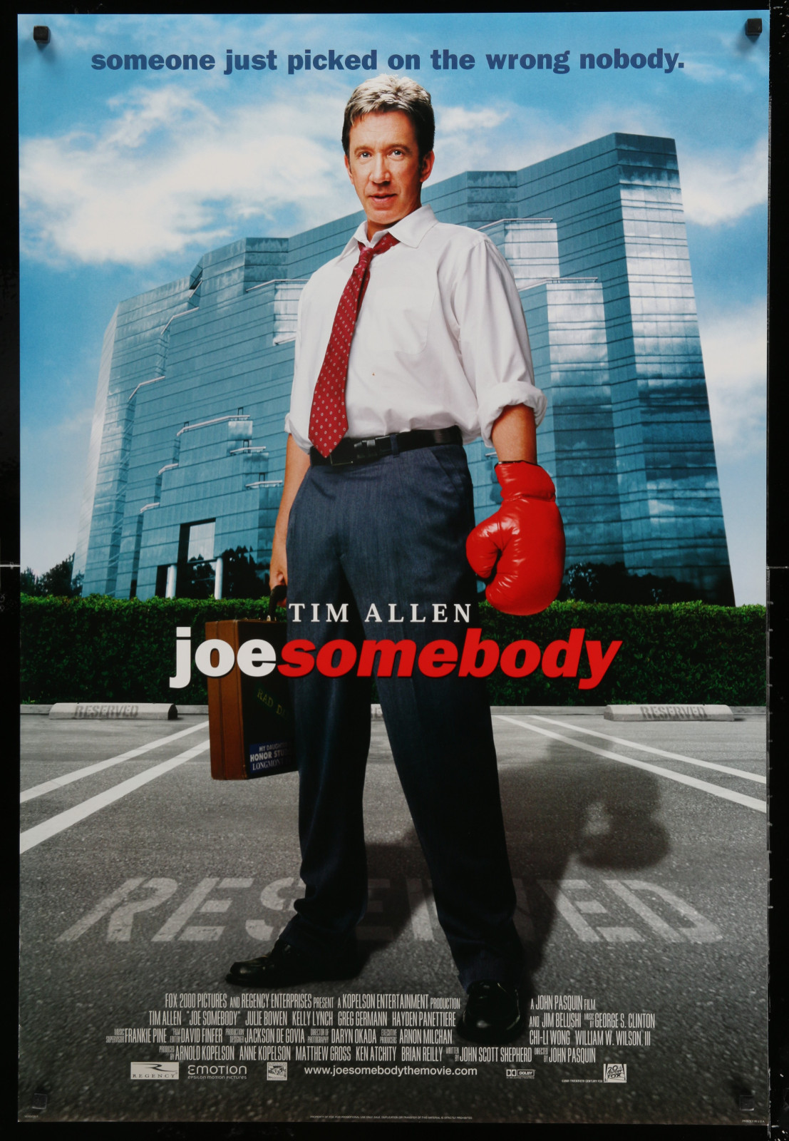 Joe Somebody 2A438 A Part Of A Lot 18 Unfolded Double-Sided 27X40 Mostly Comedy One-Sheets '90S-00S Great Movie Images!