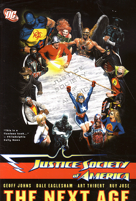 DC Justice Society of America: The Next Age (HC) [New VF]