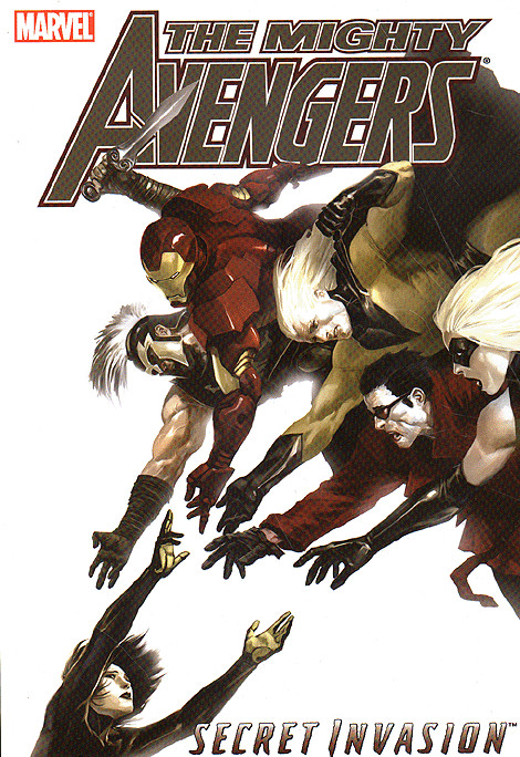 MARVEL The Mighty Avengers: Secret Invasion Book 2 (TPB) [New VF]