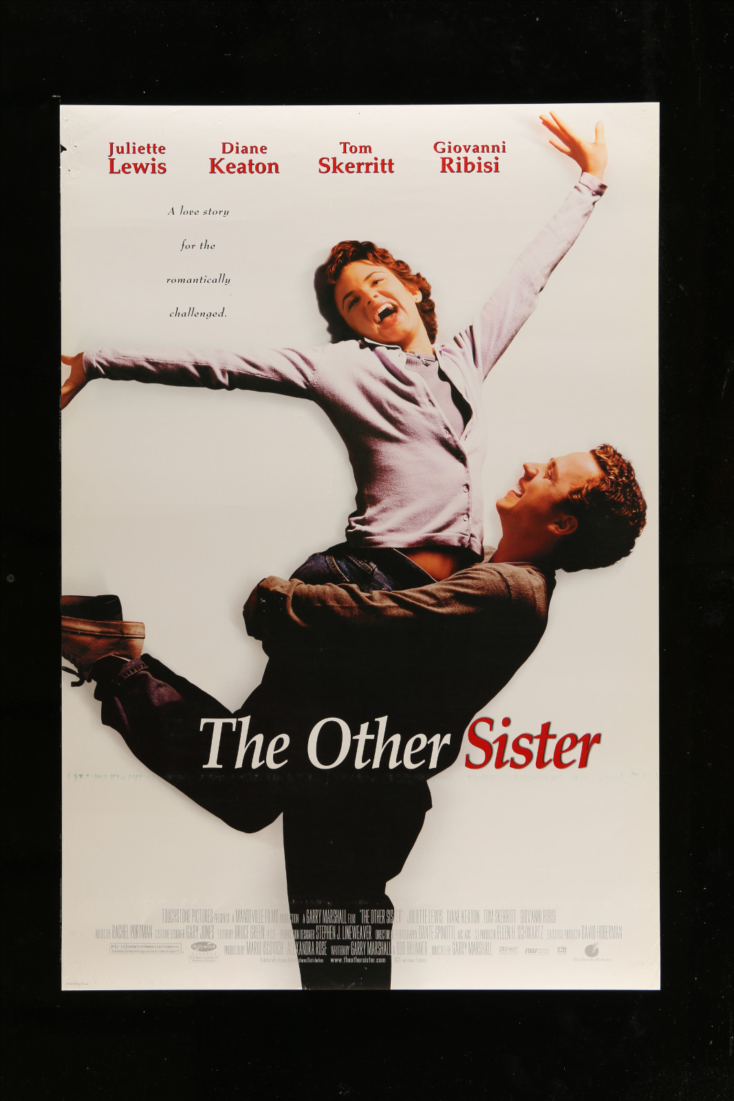 The Other Sister 2A360 A Part Of A Lot 30 Unfolded Mostly Double-Sided Mostly 27X40 One-Sheets '70S-00S Cool!