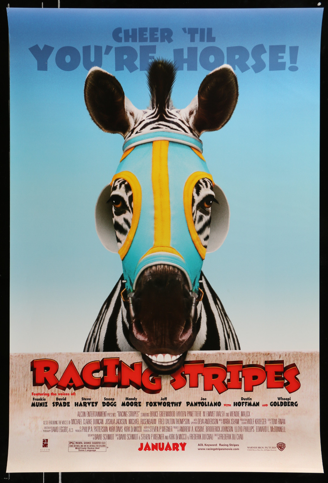 Racing Stripes 2A368 A Part Of A Lot 28 Unfolded Mostly Double-Sided Mostly 27X40 One-Sheets '70S-00S Cool Images!