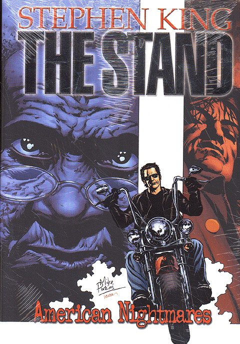 MARVEL The Stand: American Nightmares (HC) [New NM]